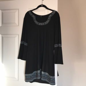 White House Black Market Tunic:Dress